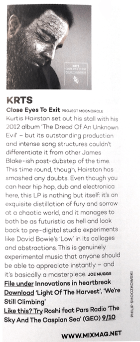 pmc147_UK_Mixmag_Review_Krts_January2016